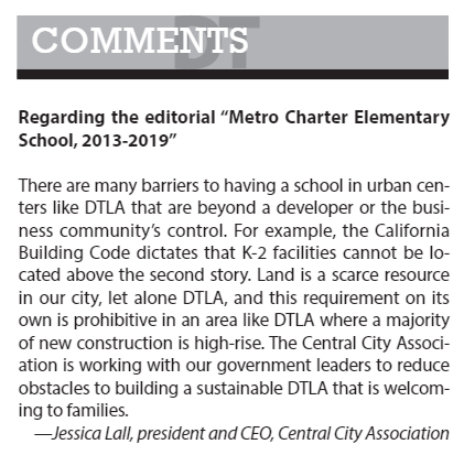 Jessica Lall on Metro Charter School Closure | Central City